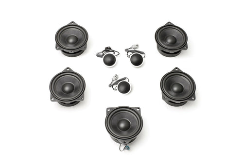 Stage One BMW Speaker Upgrade for G05/G06 X5/X6 with Standard Hi-Fi