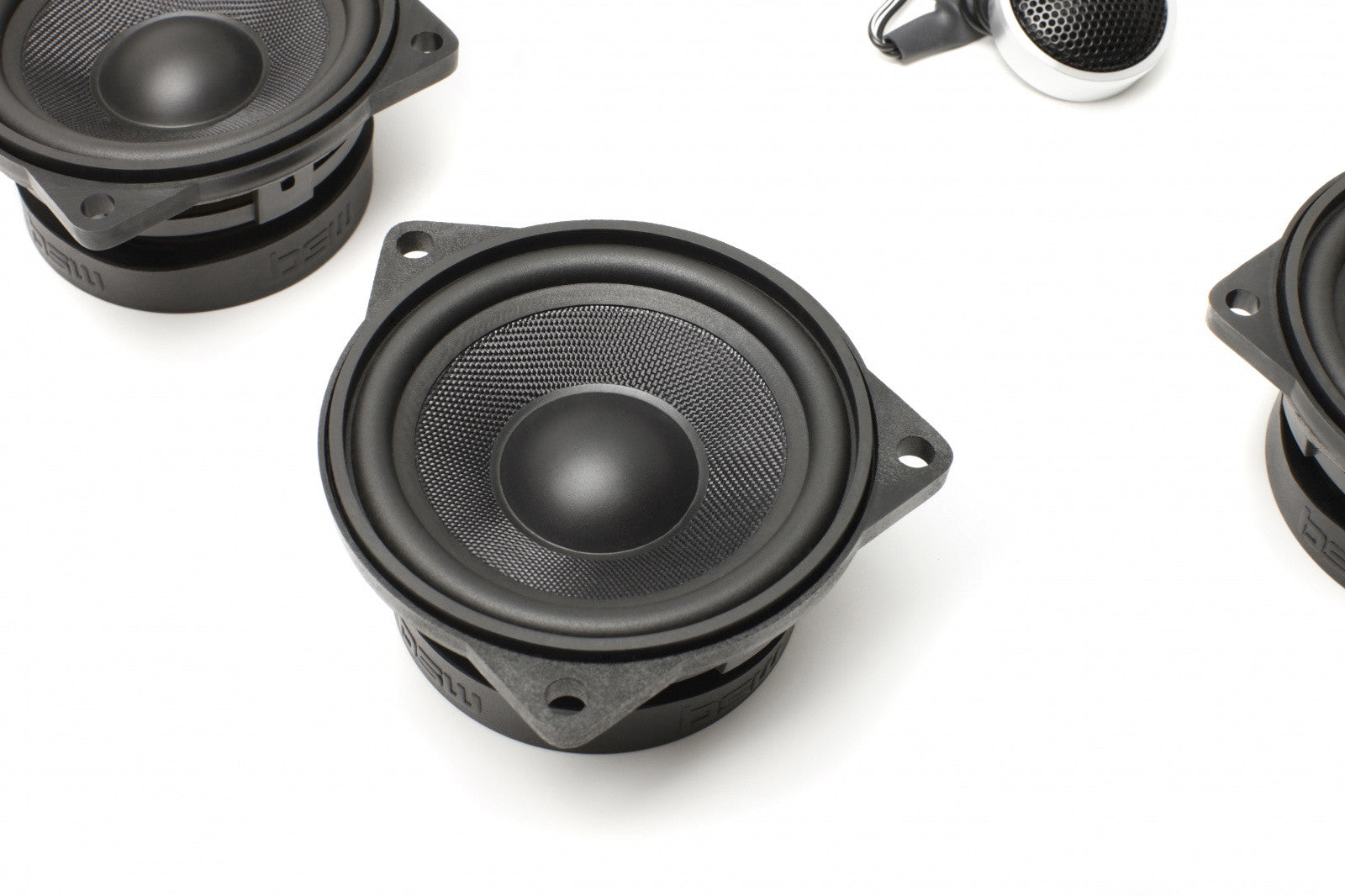 Stage One BMW Speaker Upgrade for E70 X5 with Standard Hi-Fi