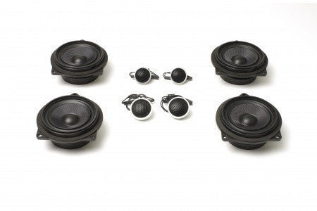 Stage One BMW Speaker Upgrade for E91 Wagon with Standard Hi-Fi