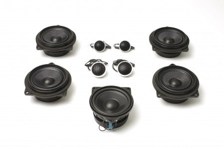 Stage One BMW Speaker Upgrade for E91 Wagon with Premium Top Hi-Fi
