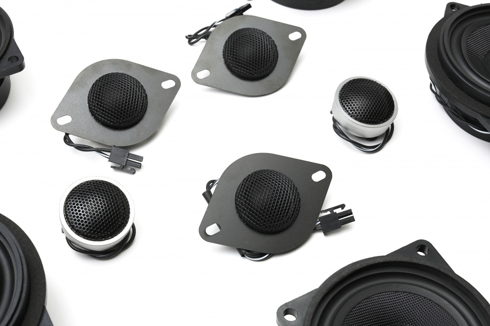 Stage One BMW Speaker Upgrade for F10 Sedan with Standard Hi-Fi