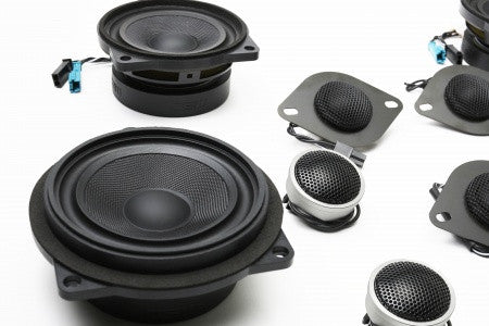 Stage One BMW Speaker Upgrade for F30/F31/F34/F80 with Harman Kardon