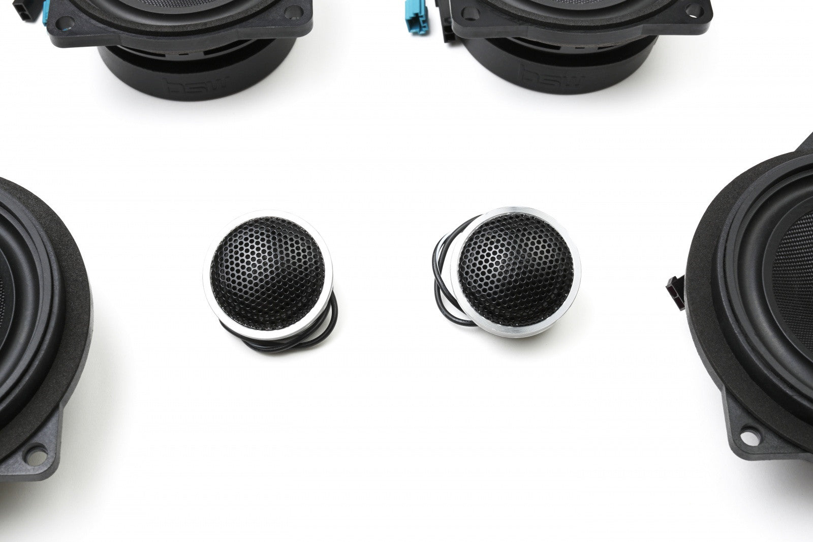 Stage One BMW Speaker Upgrade for F30/F31/F34/F80 with Standard Hi-Fi