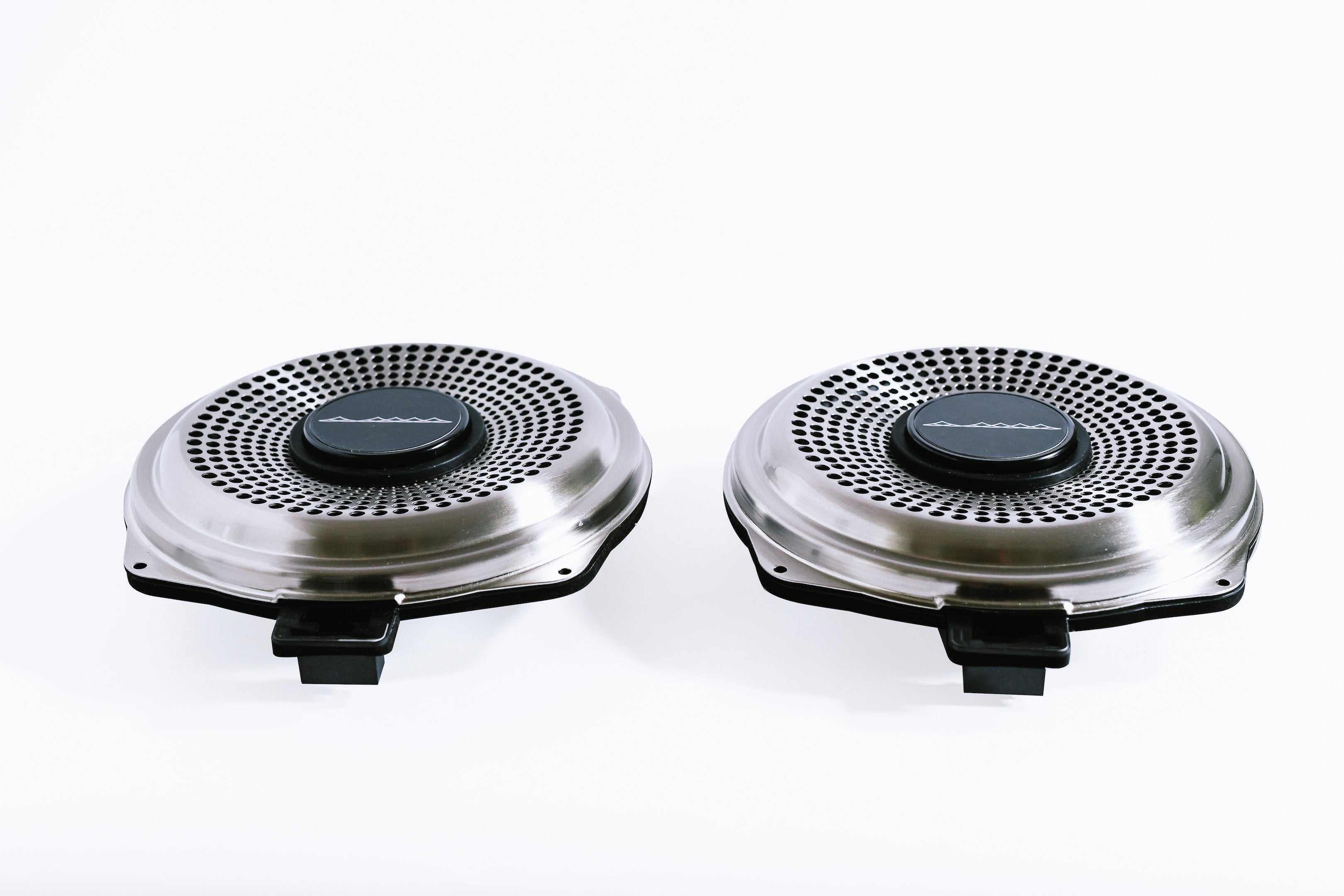 Bavsound Ghost Underseat Subwoofers for BMW G20 3 Series, V2, 2 Ohm, Pair [REQUIRES HEAT GUN & DRILL]