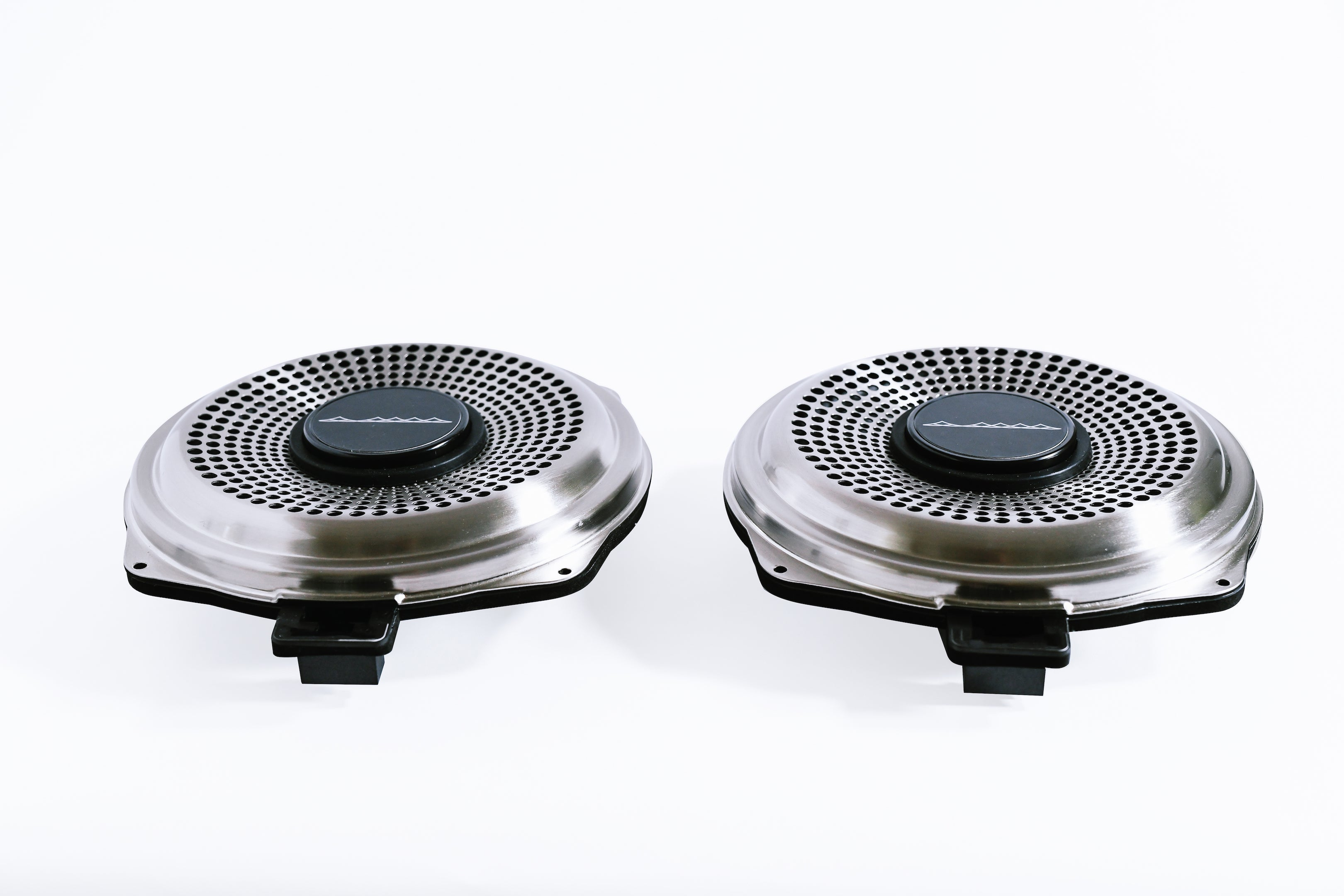 Bavsound Ghost Underseat Subwoofers for GO1 BMW X3 - V2, 4 Ohm, Pair