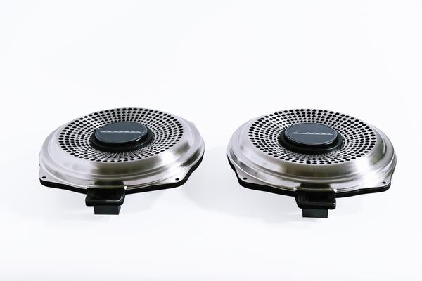 Bavsound Ghost BMW Underseat Subwoofers V2, 4 Ohm, Pair