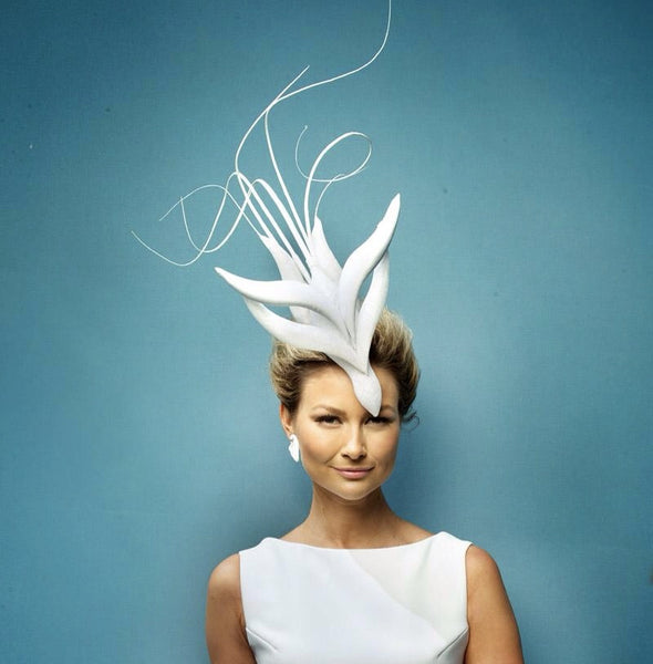 Myer millinery award VRC Flemington Oaks day