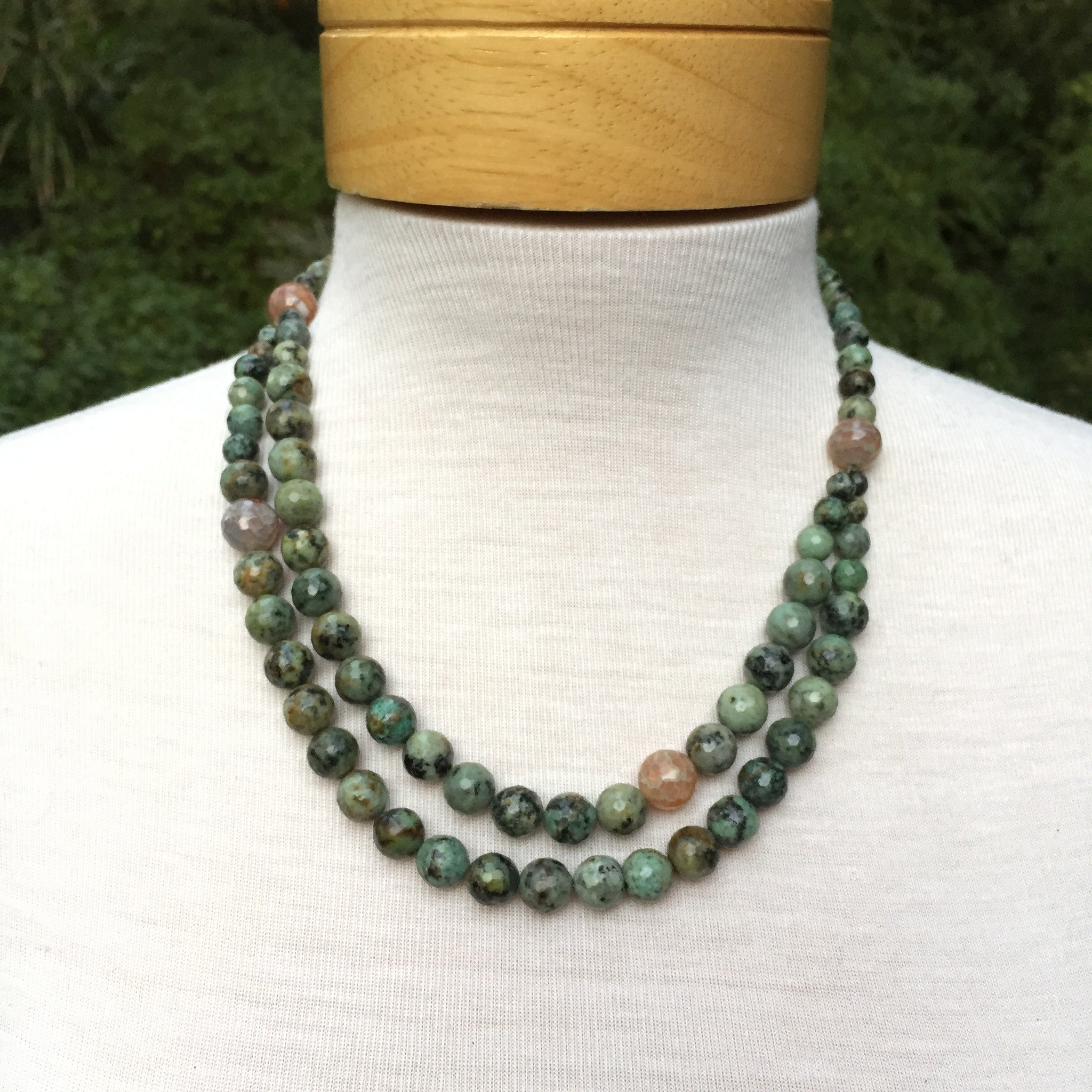 pierce product pat jade necklace collection vintage