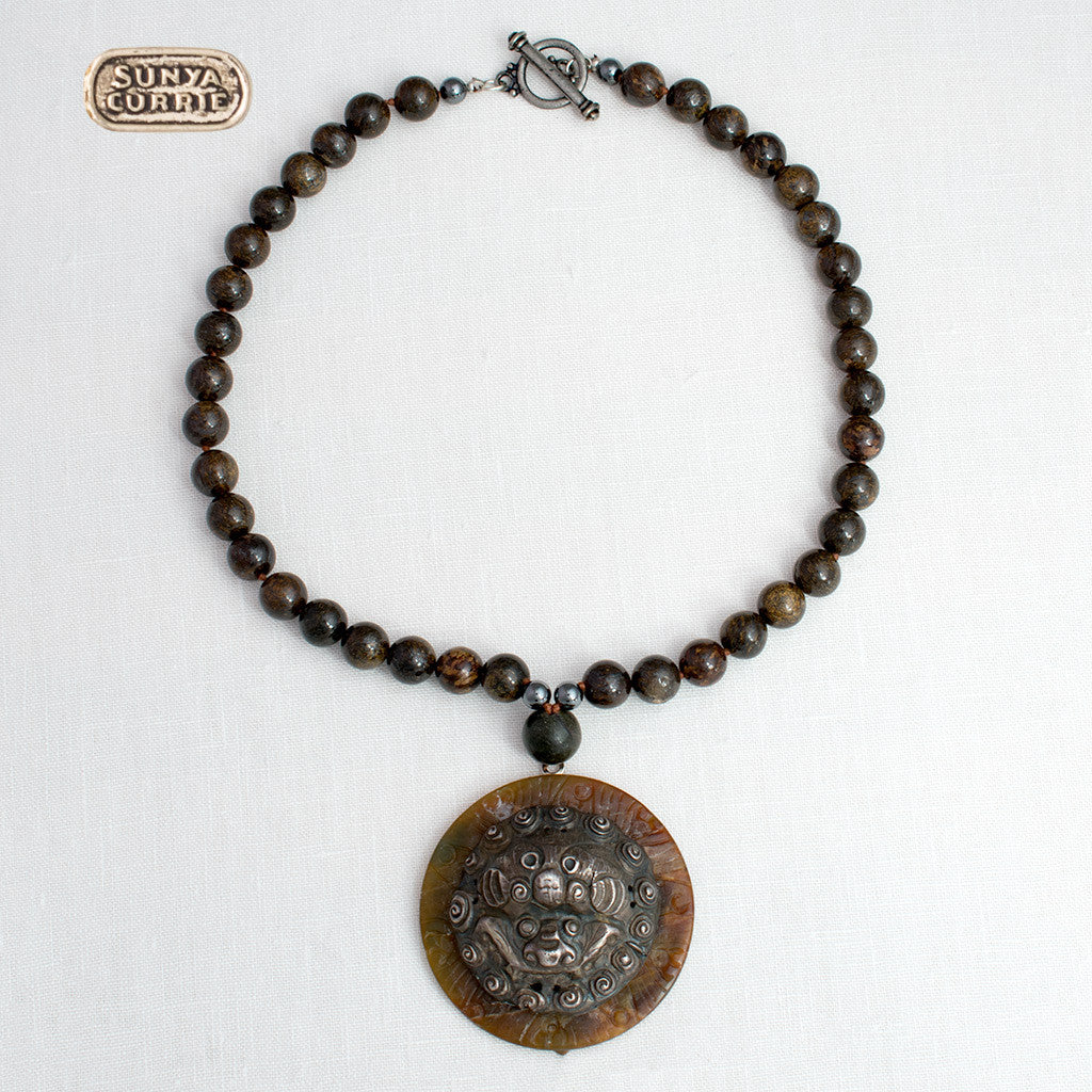 blog old jewelry necklace coin jewelrista desginers tamar and agas by