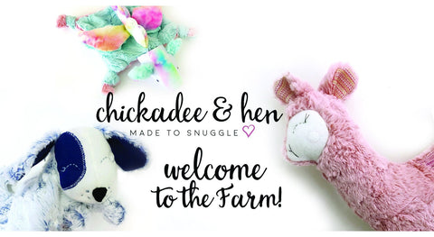 shopify auction chickadee & hen