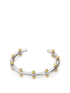 Chic Beaded Bangle