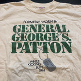 Vintage General Patton Tshirt Sz XL