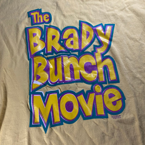 Vintage The Brady Bunch Movie Tee Sz XL