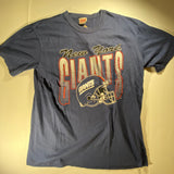 Vintage New York Giants Logo Tee Sz XXL