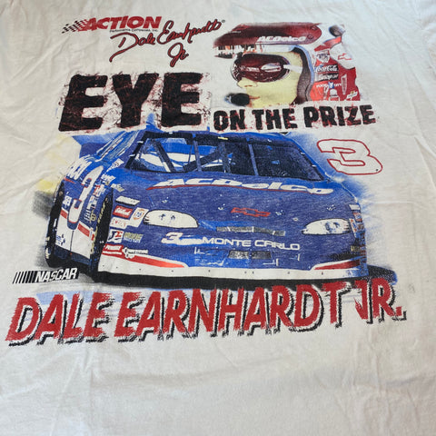 Vintage Dale Earnhardt Eye on the Prize Tee Sz XL