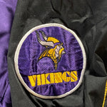 Vintage Minnesota Vikings Jacket Sz Medium
