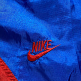 Vintage Nike Red/Royal Blue Jacket Sz Large