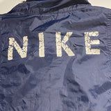 Vintage Nike Navy Blue/Green Jacket Sz Large