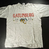 Vintage Gatlinburg Tee Sz Large