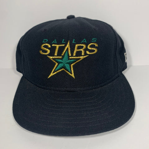 Vintage Dallas Stars Fitted by New Era