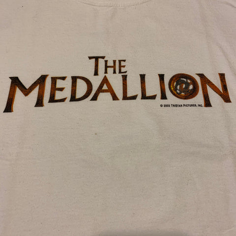 2003 The Medallion Movie T-shirt Sz L