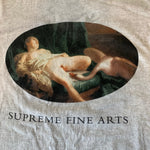 Supreme Leda and the Swan T-shirt Sz  Med