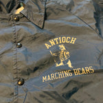 70s Antioch High School Marching Band Coaches jacket Sz Large