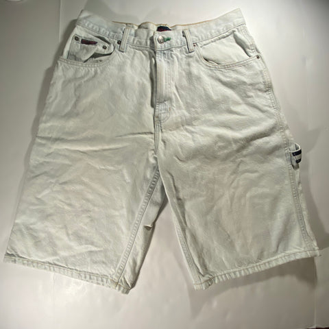 Vintage Light Wash Tommy Jeans Shorts Sz 33