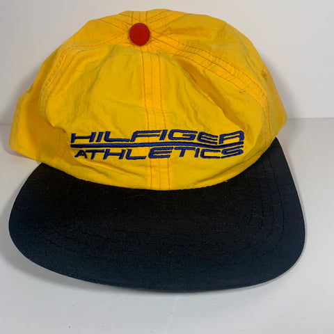 Vintage Hilfiger Athletics Nylon Hat