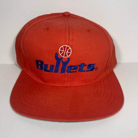 Vintage Washington Bullets Snapback