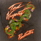 Vintage 1984 Ted Nugent World Penetration Concert Tour 84' Tshirt Sz Small