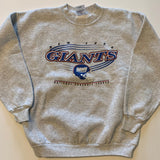 Vintage New York Giants Graphic Sweater Sz L