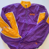 Vintage 80s Lakers Track Suit Sz L