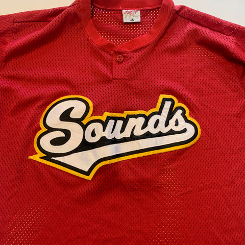 Nashville Sounds Practice Jersey Sz Large