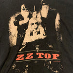 Vintage ZZ top Band Tshirt Sz XL