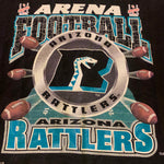 Vintage Arizona Rattlers AFL Graphic Tshirt  Sz XL