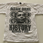 Barack Obama Election Tshirt Sz XL