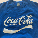Vintage Coca-Cola Sweater Shirt Sz Small