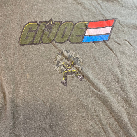 Vintage G.I.Joe Tee Sz Large