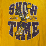 Vintage Bugs Bunny Los Angeles Lakers Tee Sz Medium