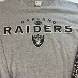 Vintage Oakland Raiders L/S Tee Sz Medium
