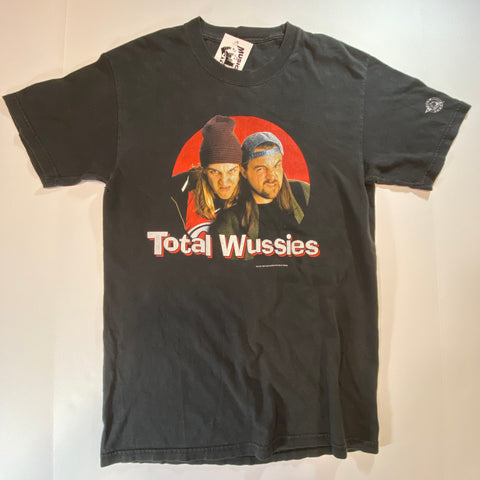 Vintage Total Wussies Tee Sz Small