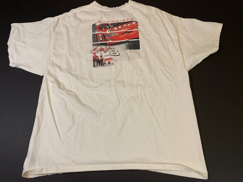 Dale Earnhardt Jr. Pit Row Tshirt Sz XL