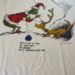 Vintage Grinch Tee Sz Large