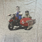 Vintage Wallace and Croonie Tee Sz Large