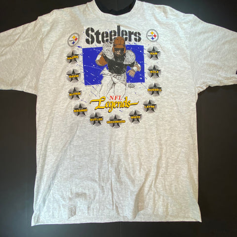 Vintage Steelers Legends Tee Sz XL