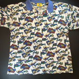 Vintage Duck Head Polo Shirt Sz XL