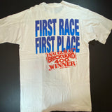 Vintage Gordon First Race First Place Tee Sz Large