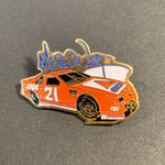 Vintage Michael waltrip Car Pin