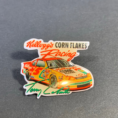 Vintage Tony Corn Flakes Car Pin